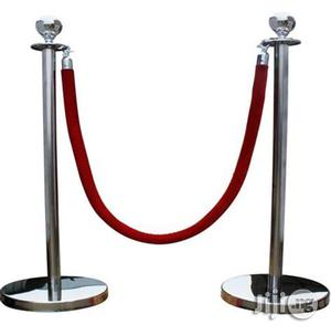 Queue Stand -Silver | Furniture for sale in Lagos State, Yaba