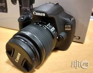Newly Imported Canon 1200d Camera for Photos/Videos (Movies)   Photo & Video Cameras for sale in Lagos State, Ikeja