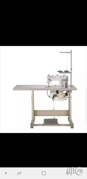 Emel - Industrial Straight Sewing Machine Complete Set | Manufacturing Equipment for sale in Lagos State, Lagos Island (Eko)