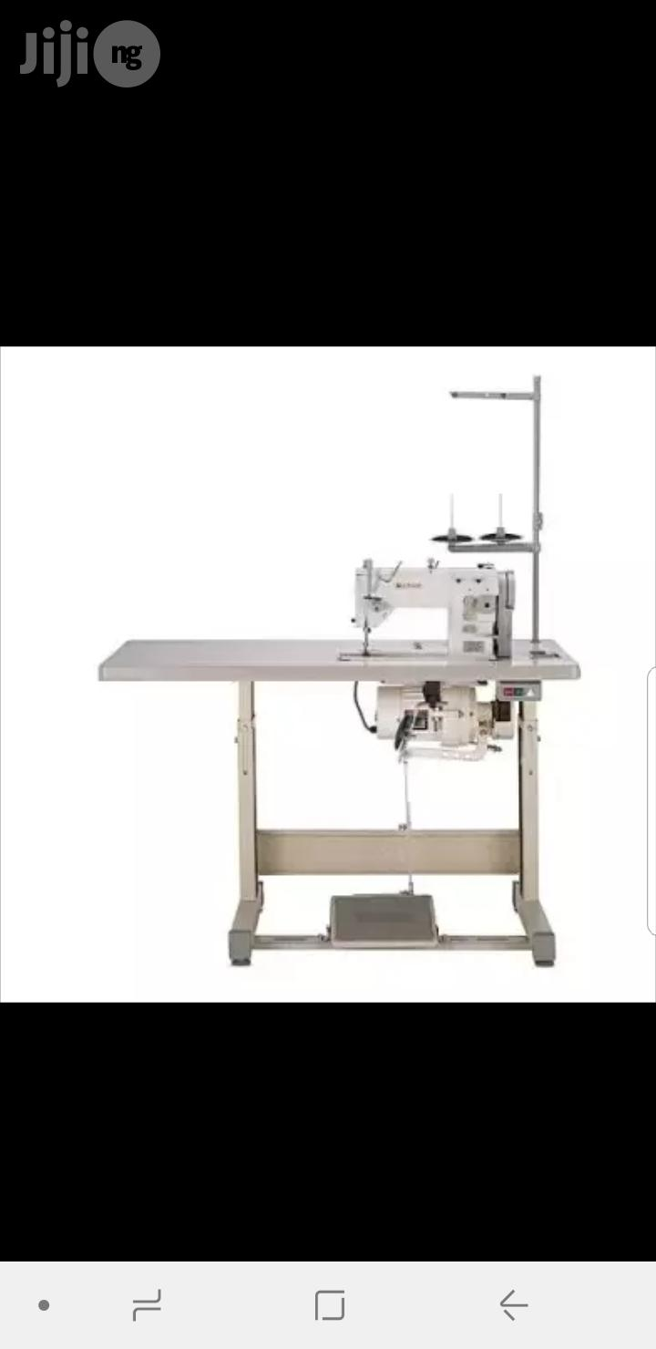 Emel - Industrial Straight Sewing Machine With Complete Assesories