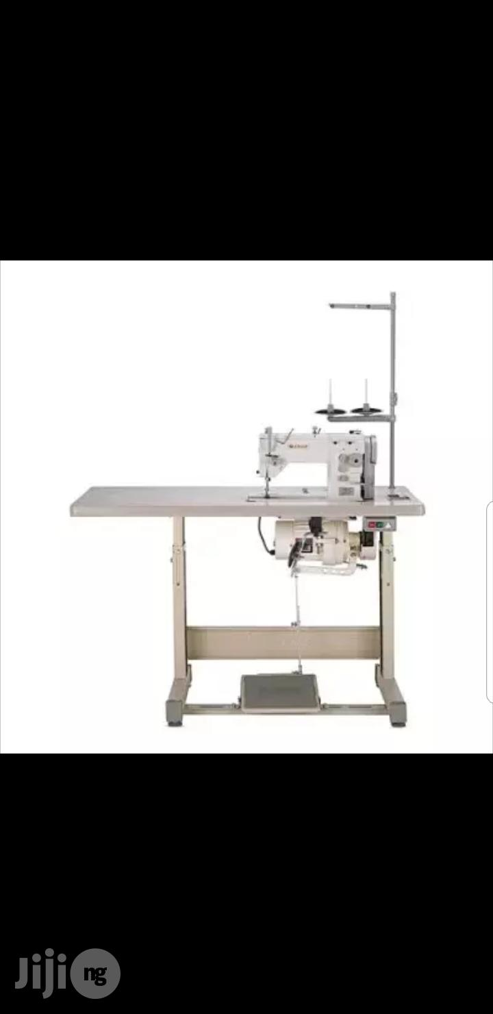 Emel - Industrial Straight Sewing Machine With Complete Assesories | Manufacturing Equipment for sale in Lagos Island (Eko), Lagos State, Nigeria