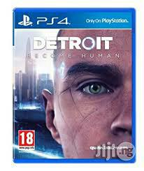 Brand New Detroit Become Human Ps4 Playstation 4   Video Games for sale in Lagos State, Ikeja