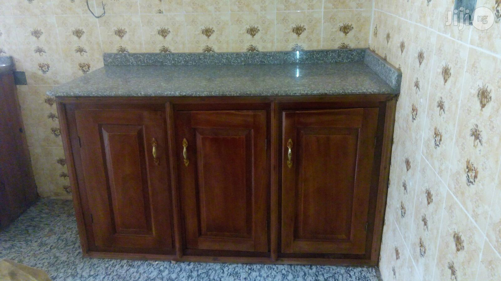 Archive: Kitchen Cabinets With Marble On Top