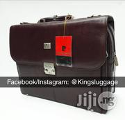 Pierre Cardin Gusset Briefcase | Bags for sale in Lagos State, Lagos Island