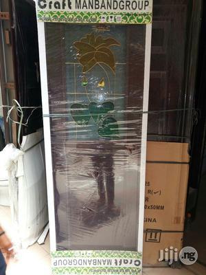 Toilet Doors With Glass