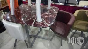 Marble Dining Table (Four Seaters) | Furniture for sale in Lagos State, Ojo