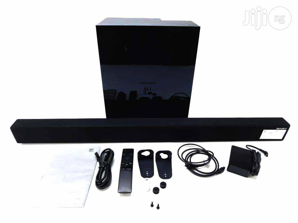 Samsung HW-M360/ZA - 2.1 Channel Soundbar System | Audio & Music Equipment for sale in Ikeja, Lagos State, Nigeria