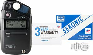 Sekonic L-308S Flashmate Digital Incident, Reflected & Flash Light Met | Accessories & Supplies for Electronics for sale in Lagos State, Lagos Island (Eko)