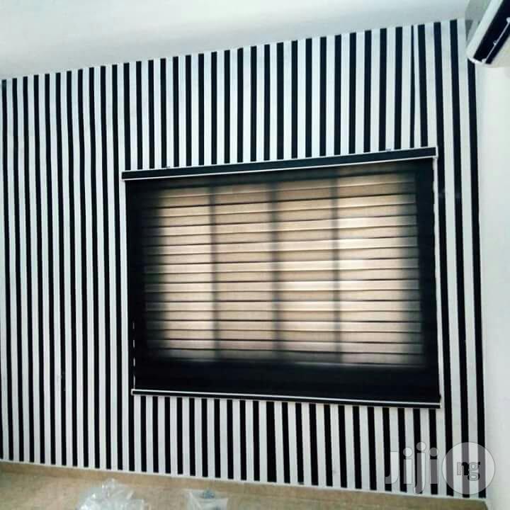 Wallpaper/Wallpanel/Windowblinds/Curtains/Painting