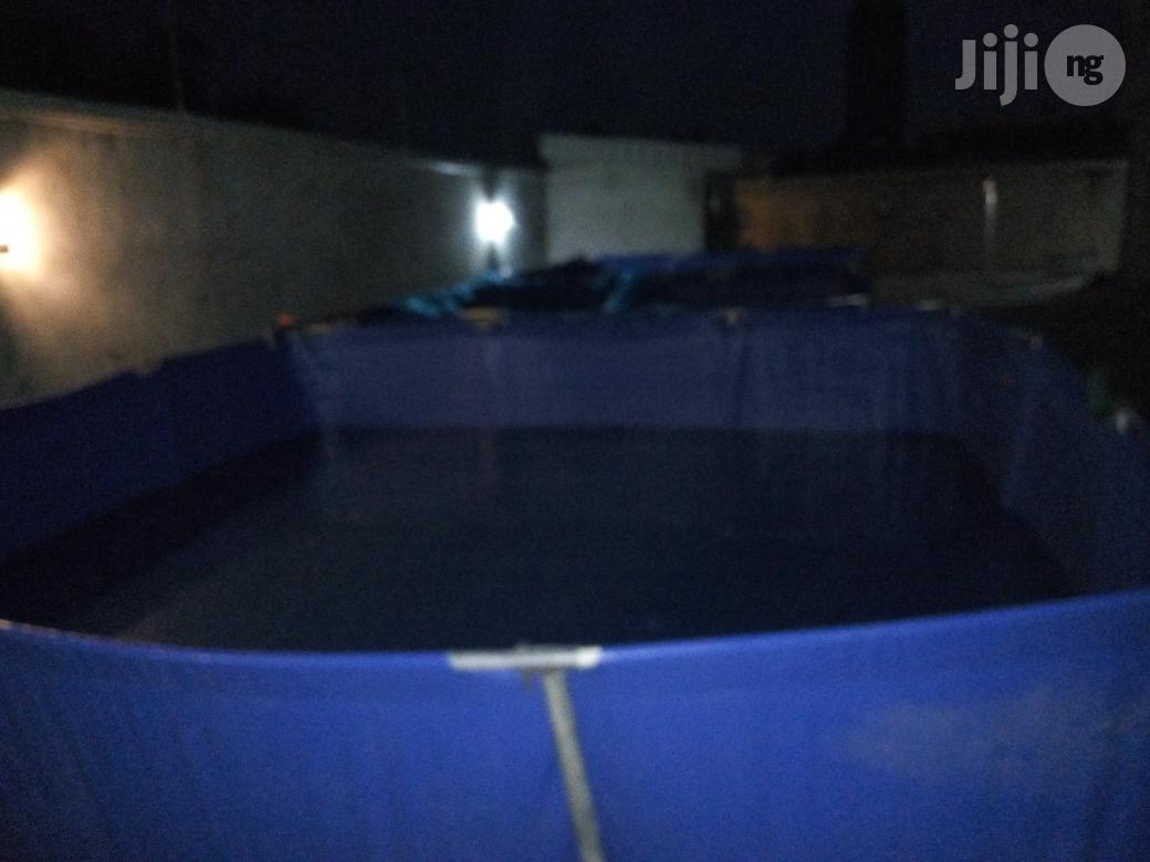Fish Pond And Accessories | Farm Machinery & Equipment for sale in Asokoro, Abuja (FCT) State, Nigeria