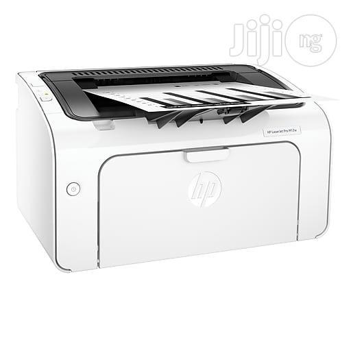 Archive: HP Laserjet Pro M12w Wireless Laser Printer