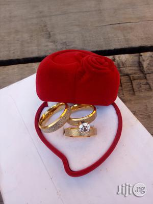 Pz Gold Wedding Rings | Wedding Wear & Accessories for sale in Lagos State, Surulere