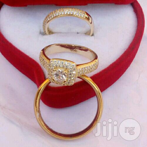 Romanian Gold Wedding Ring