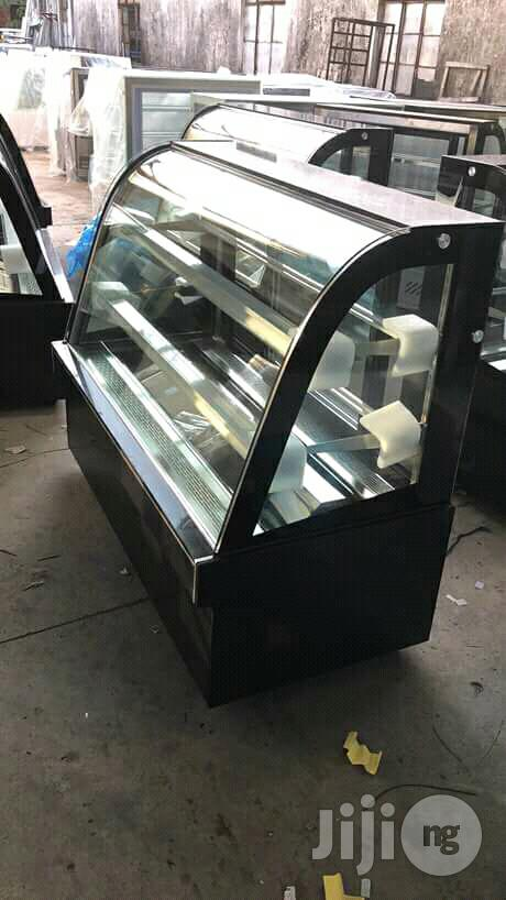 Standing Cake Display Chiller