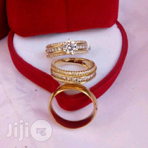 Romania Gold Wedding Ring