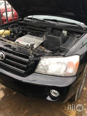 Toyota Highlander 2007 Limited V6 4x4 Black | Cars for sale in Oyo State, Ibadan