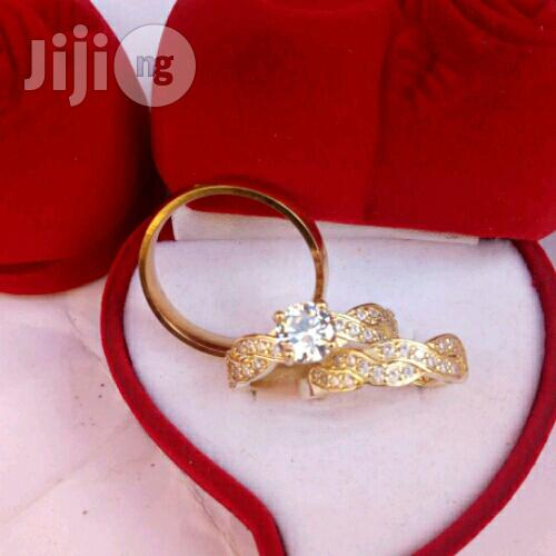 Chyzy Gold Wedding Ring