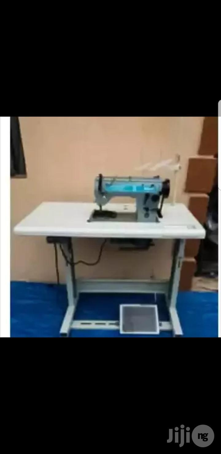 Singer 20u33 Industrial Straight, Zigzag & Embroidery Sewing Machine | Manufacturing Equipment for sale in Lagos Island (Eko), Lagos State, Nigeria