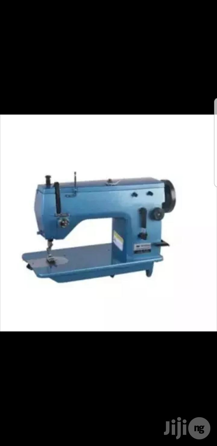 Singer 20u33 Industrial Straight, Zigzag & Embroidery Sewing Machine