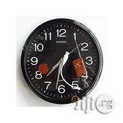 Universal Quality Surveilance Camera Wall Clock With Remote Control | Home Accessories for sale in Lagos State, Ikeja