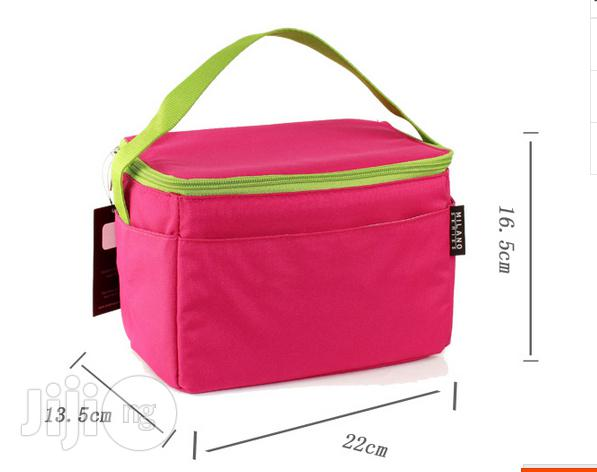 Exotic Insulacted Lunch Bag