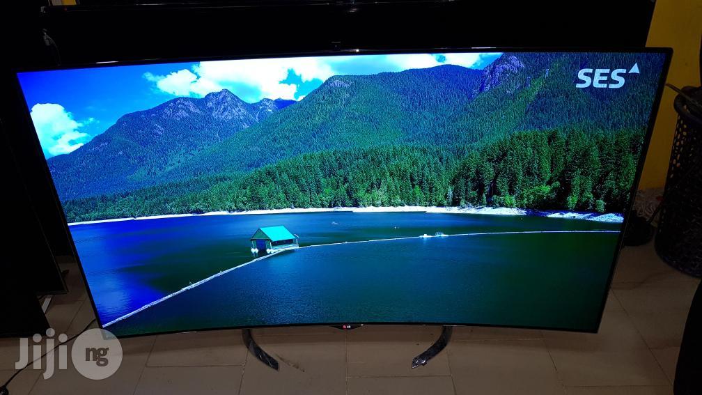 LG OLED CURVED Smart WEBO'S Camera Led 65EC970V 65 Inches