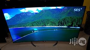 LG OLED CURVED Smart WEBO'S Camera Led 65EC970V 65 Inches   TV & DVD Equipment for sale in Lagos State, Ojo