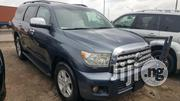 Clean Toyota Sequoia 2012 Gray | Cars for sale in Lagos State
