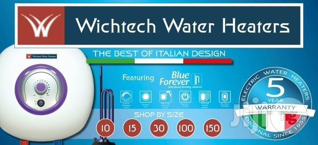 Archive: Wichtech Water Heater - 15 LTRS