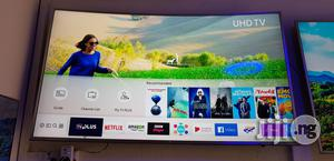 Samsung Smart Curved UHD 4K Led UE55MU6500 2017 55 Inches | TV & DVD Equipment for sale in Lagos State, Ojo
