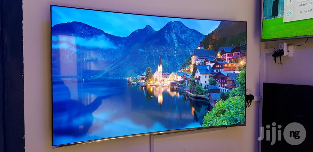 Samsung Smart Curved Suhd 4K Quantum Dot Hdr 1000 65 Inches