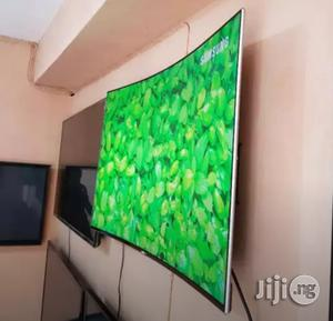 """55"""" Inches Samsung Smart Curved Suhd 4K Quantum Dot Hdr 1000 