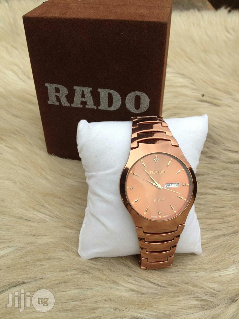 Rado Swiss-Made Ceramic Watch
