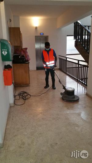 Professional Marble Floor Polishing Service | Cleaning Services for sale in Lagos State, Lagos Island (Eko)