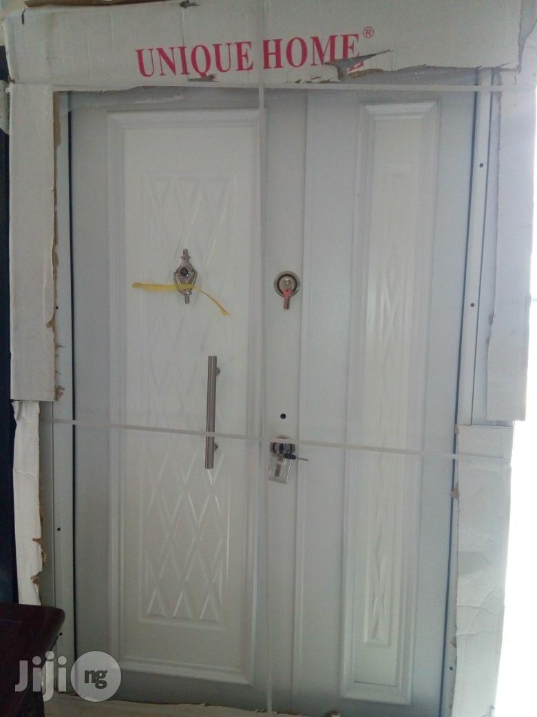 Archive: 4ft White Special Turkey Doors