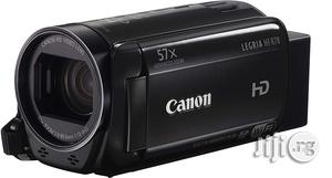 Canon Legria HF R78 Camcorder - Black | Photo & Video Cameras for sale in Lagos State, Ikeja