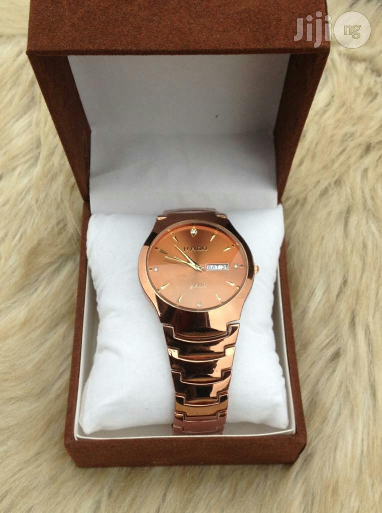 Rado Swiss-Made Ceramic Watch | Watches for sale in Lagos Island (Eko), Lagos State, Nigeria