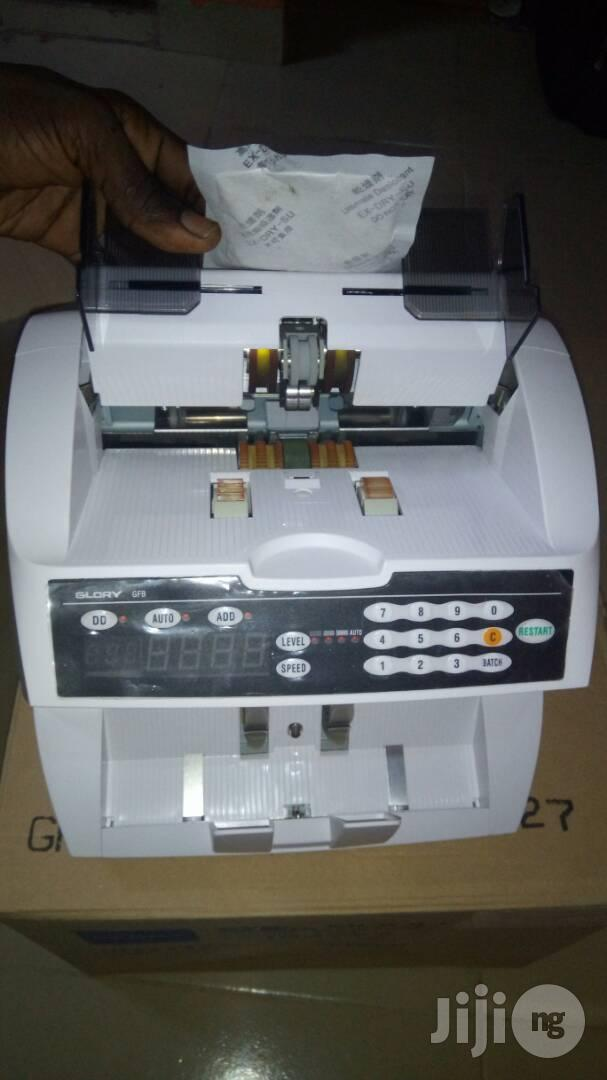 Glory Note Counting Machine | Store Equipment for sale in Ikoyi, Lagos State, Nigeria