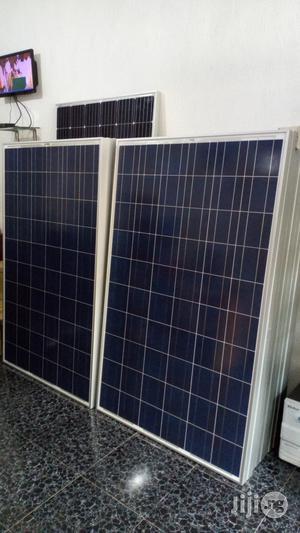 250W 24V Polycrystalline Solar Panels