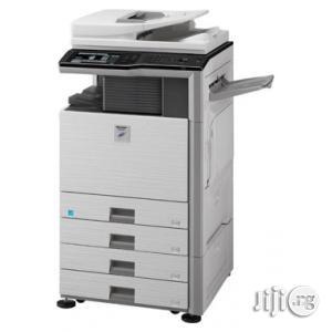 Archive: Fairly Used Sharp MXM 283N Black and White Copier