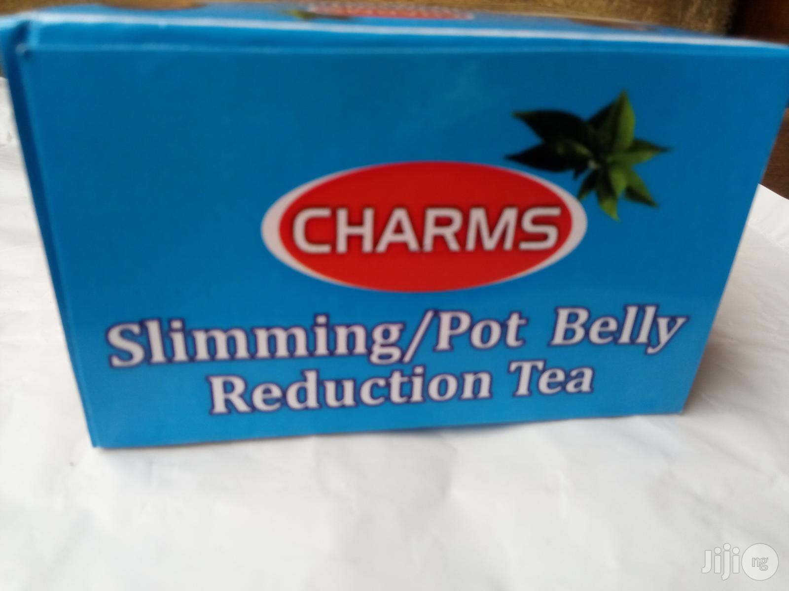 charm slimming tea