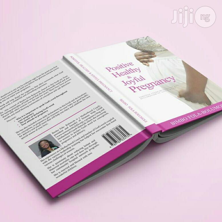 Positive, Healthy & Joyful Pregnancy | Books & Games for sale in Magodo, Lagos State, Nigeria