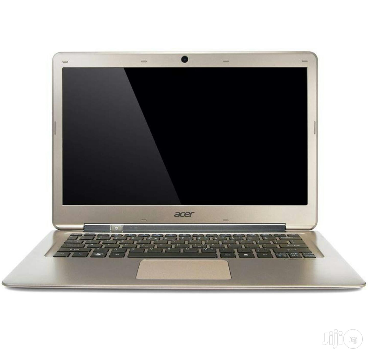 Archive: Acer Aspire S3/A3 Ultrabook - 13.3 Inches 500GB HDD Core I5 4GB RAM