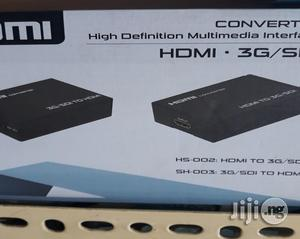 HDMI To Sdi Converter | Accessories & Supplies for Electronics for sale in Lagos State, Ikeja
