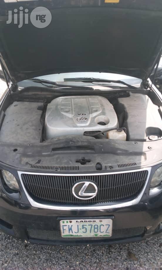 Archive: Lexus Gs300 2006 Black