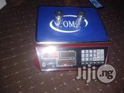 50kg Digital Scale Toma   Store Equipment for sale in Lagos State, Lekki Phase 1