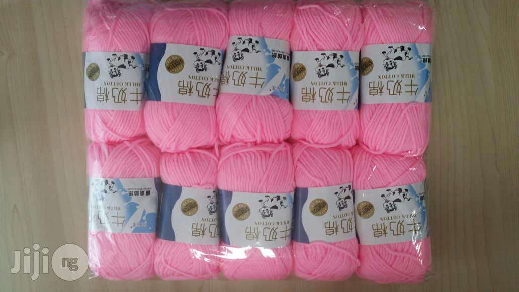 Archive: Imported Yarn