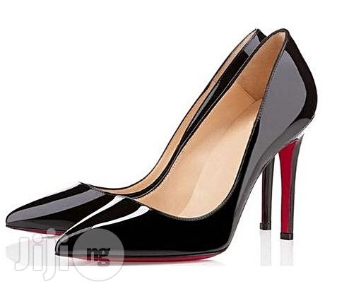 Archive: Forever 21 Court Shoe - Black