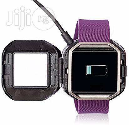 USA Awinner Fitbit Blaze Easy Charger Clip | Smart Watches & Trackers for sale in Alimosho, Lagos State, Nigeria