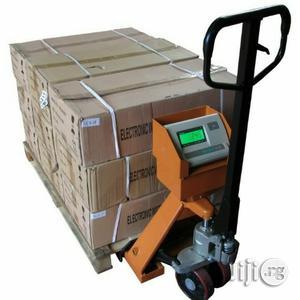 Industrial Digital Pallet Trucks Scale | Store Equipment for sale in Lagos State, Ikeja